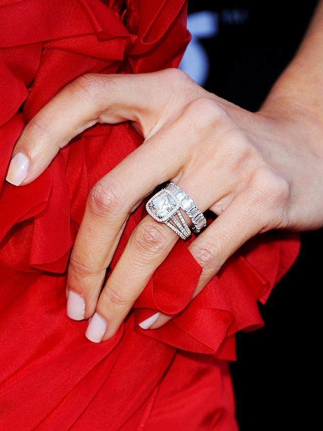 Study: How Much to Spend on an Engagement Ring to Avoid ... Giuliana Rancic Engagement Ring
