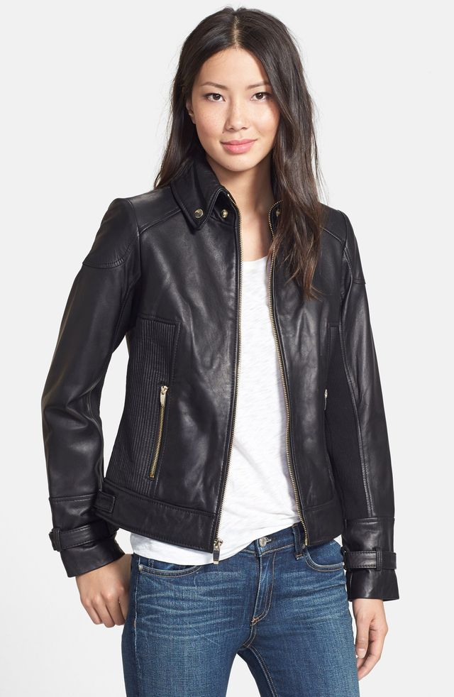 Best Leather Jacket Brands Women | Fit Jacket
