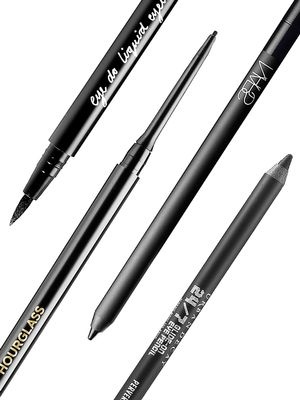 Editor-Approved: 9 Black Eyeliners That Won't Budge