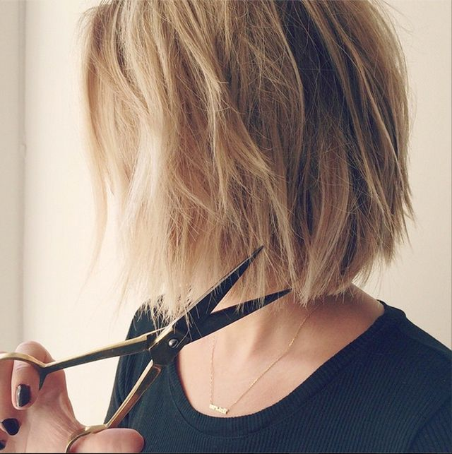 Lauren Conrad Goes From Lob to BOB—See The Pic!