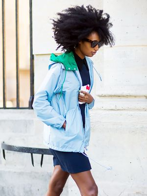 Tip of the Day: What to Pair With Your Windbreaker