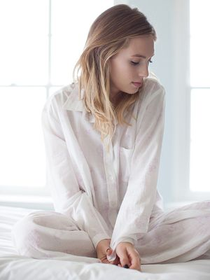 Robin Wright Forays Into Fashion, Designs Chic Sleepwear Collection