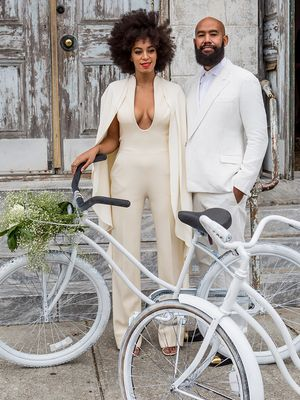 7 Ways to Recreate Solange's Wedding Look This Holiday Season