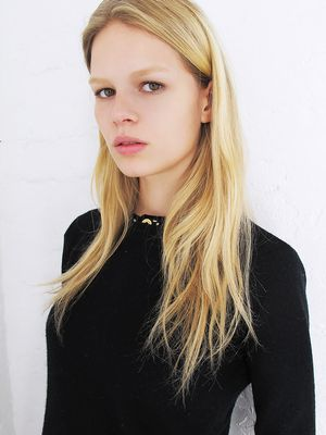 Exclusive: Model Anna Ewers on Balenciaga, Beer DIYs, and More