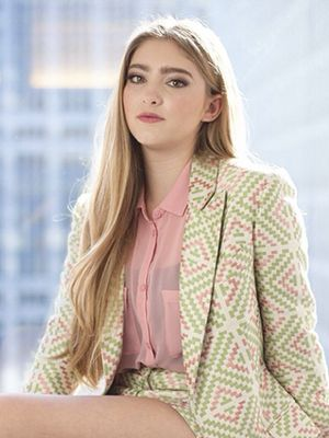10 Questions With Hunger Games Actress Willow Shields