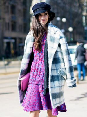Tip of the Day: Fall's Most Fun Layered Look Yet