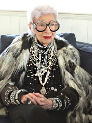 Iris Apfel + The Man Repeller = Greatest Interview Ever?
