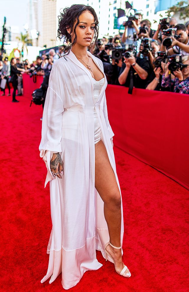 See the Shoes Rihanna Wears With EVERY Outfit
