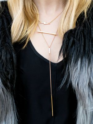 16 Dainty Necklaces to Mix and Match