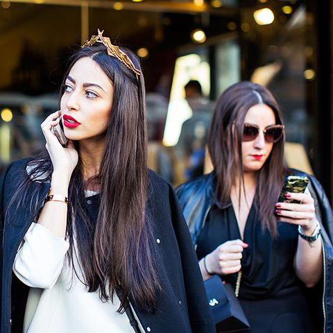 How Fashion Girls Fix A Bad Hair Day Whowhatwear
