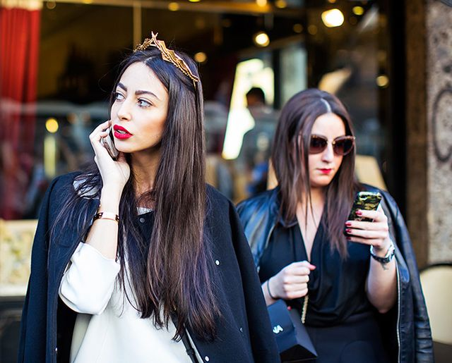 How Fashion Girls Fix a Bad Hair Day