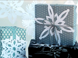 Here's How the Pros Make Paper Snowflakes