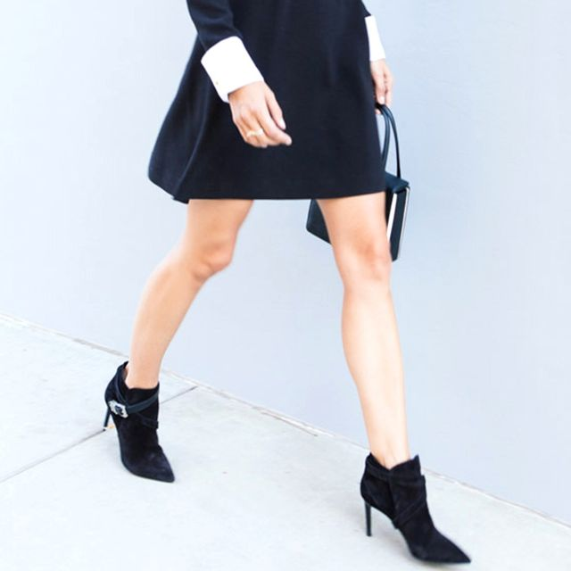 #TuesdayShoesday: 11 Boots That Will Elongate Your Legs