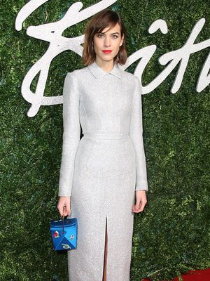 Alexa Chung, Emma Watson, & More Shine at 2014 British Fashion Awards