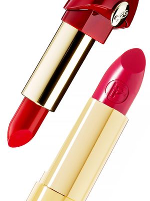 10 Red Lipsticks to Get You Through Holiday Party Season