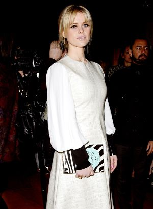 A Closer Look at Alice Eve's Standout Style