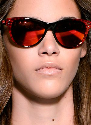 Summer Accessory Essential: Red Sunglasses