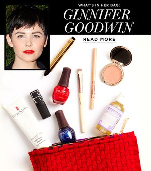 Ginnifer Goodwin's Feel-Good Beauty Routine