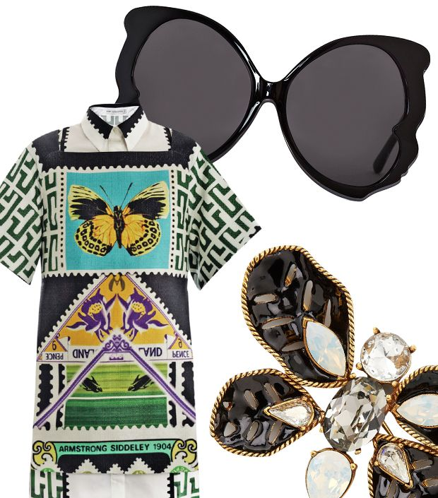 The Microtrend You Should Try This Spring? Butterflies