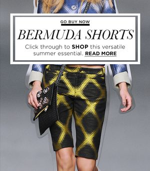 Bermuda Shorts For Every Occasion