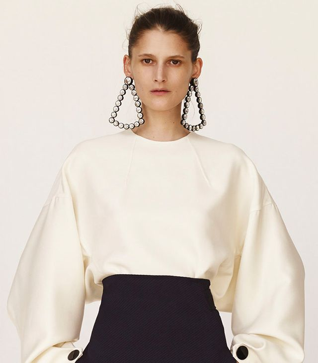 Would You Wear It? Céline's Shoulder-Grazing Earrings