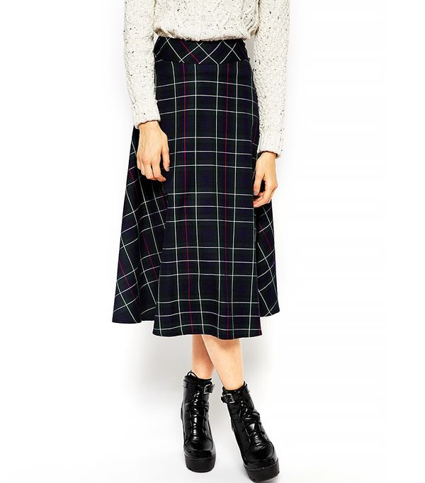 7 new ways to wear your midi skirt this winter whowhatwear