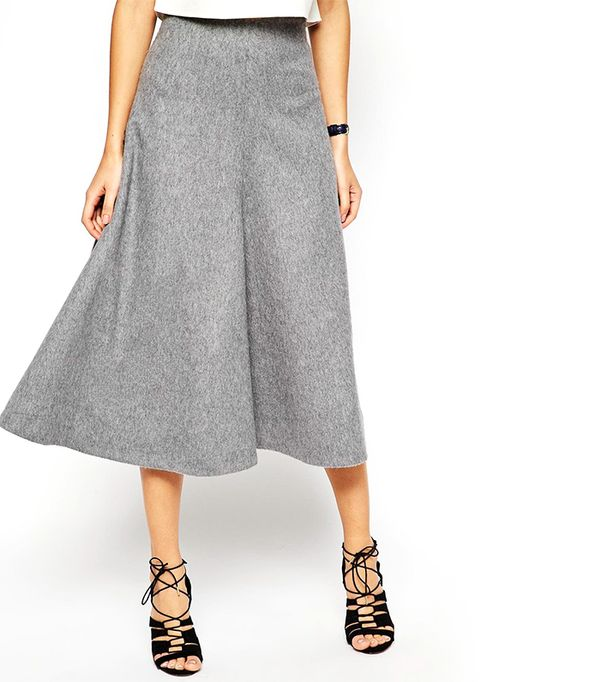 7 New Ways to Wear Your Midi Skirt This Winter | WhoWhatWear UK
