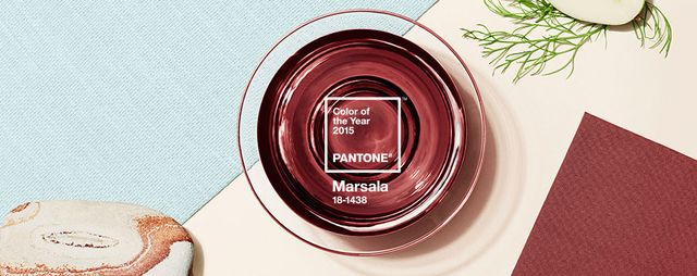 And the Pantone Colour of the Year for 2015 Is...