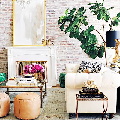 7 Décor Ideas to Steal from Hollywood's Coolest It-Girls