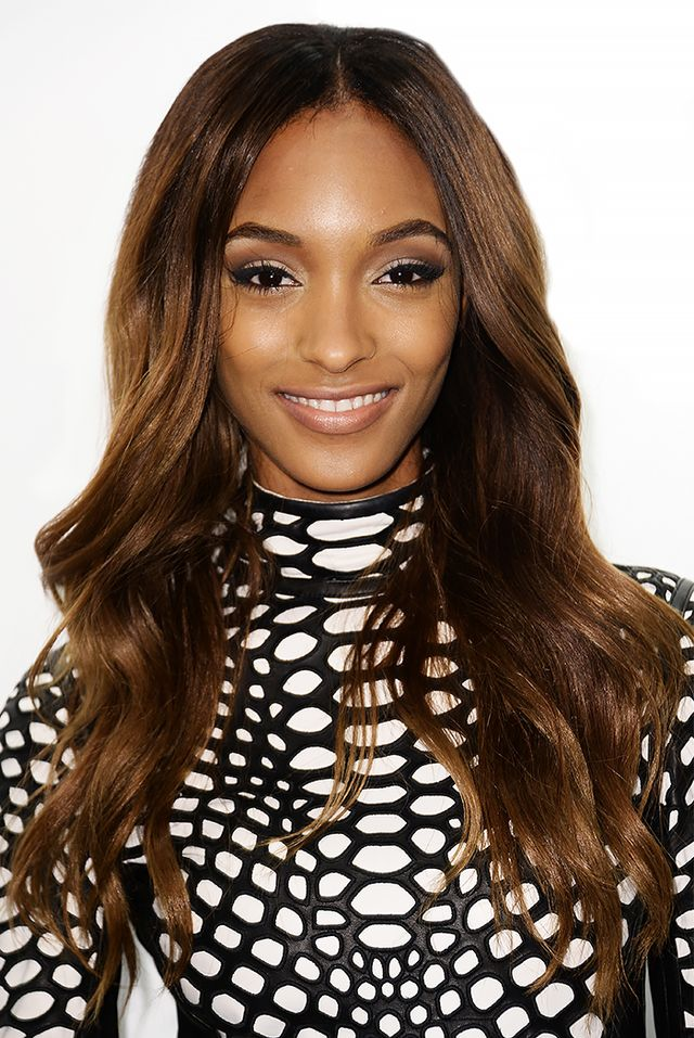 Keep things simple and embrace your natural waves with a center part.  We don't descriminate –click here to see 9 inspiring cuts for every length!