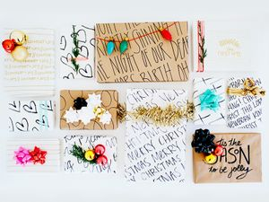 Last-Minute Ideas for Holiday Gift Wrap