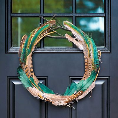 11 Stylish DIY Wreaths to Make Today