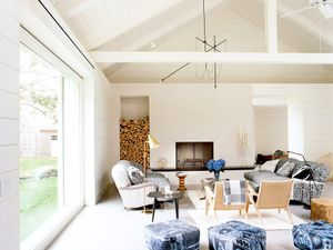 Inside the Refined Country Home of a Fashion Stylist