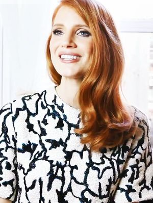 Jessica Chastain Shares Her Favorite Skin DIYs and More!