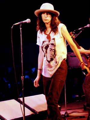#TBT Patti Smith's 1978 Punk Rock Look is Timeless