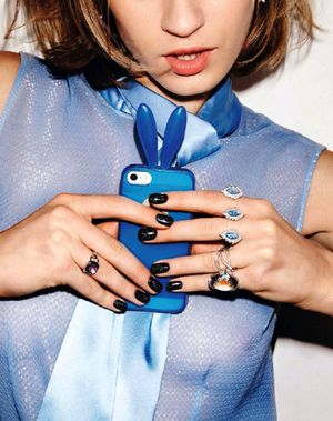 Tech Case Eye Candy From Elle France