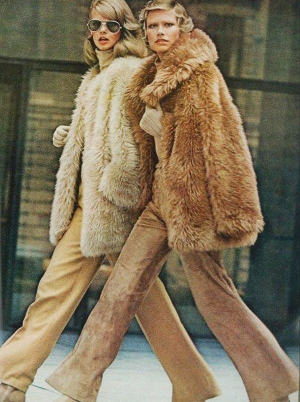 18. Monochrome is eternally stylish. Camel is especially on-trend.