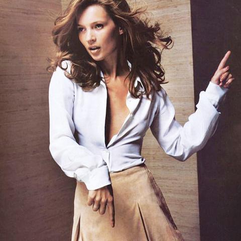 37. An unbuttoned shirt = instant sex appeal.