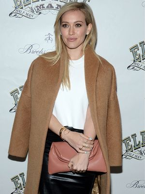 How to Take Your Camel Coat Into Night-Out Territory