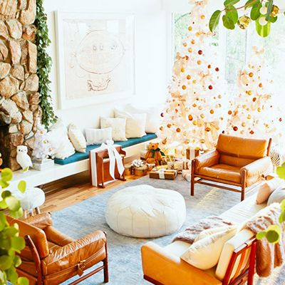 See the Gorgeous Way Emily Henderson Decorates for the Holidays