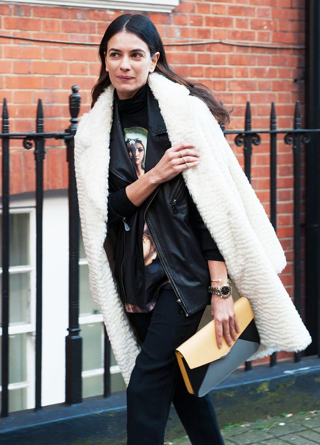 29 Perfect Ways to Wear White This Winter