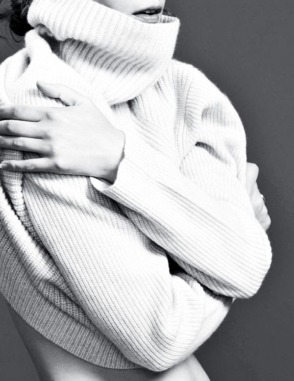 Inspiring Ways To Wear White This Winter