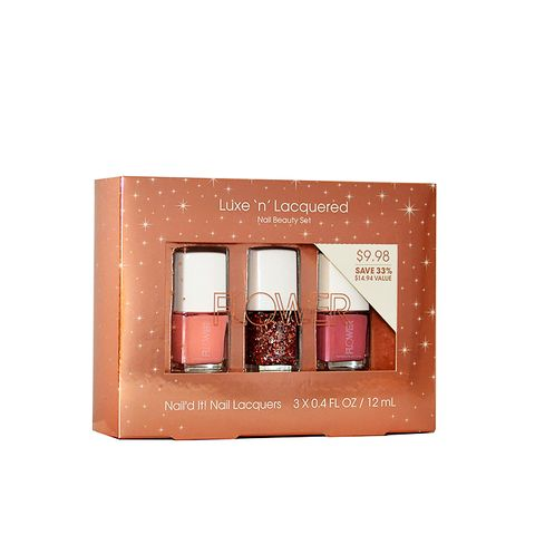 Luxe 'n' Lacquered Nail Beauty Set