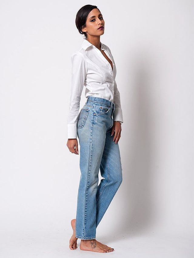 Which Vintage Levi S Jeans Cut Is The Most Flattering For