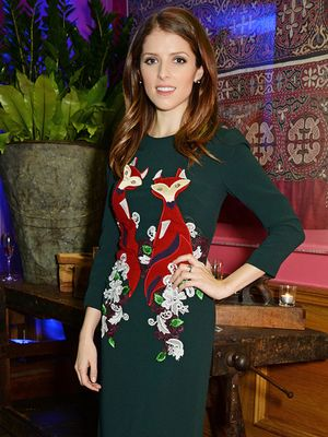 This Just Might Be The Chicest Christmas Sweater-Inspired Dress