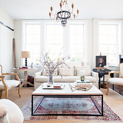 Inside a Preppy English Country-Style Home in Manhattan