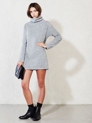 How to Show Leg in Winter Without Looking Crazy