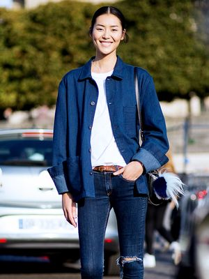 Tip of the Day: How to Do Denim-on-Denim