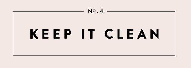 Unless you're a neat freak (and we mean that in the kindest of terms!), cleaning probably feels like a chore. So come to terms with whether it's realistically something you're willing...