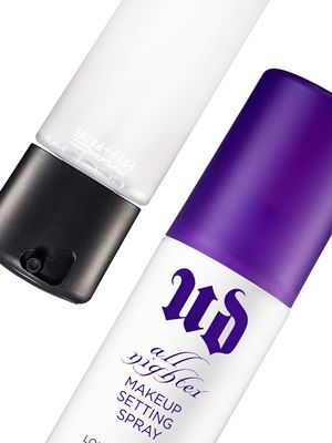6 Setting Sprays to Keep Your Makeup in Place This NYE